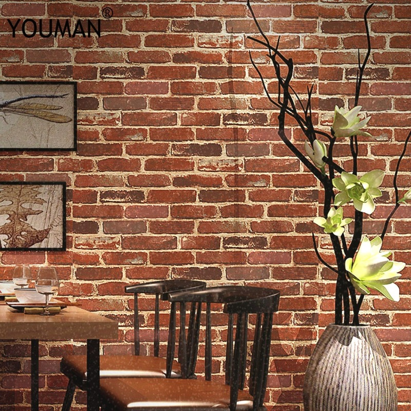 Brick wallpaper 3d Suppliers High Quality 3d brick ...